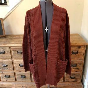 RD Style Knit Sweater Cardigan Stitch Fix Sz M